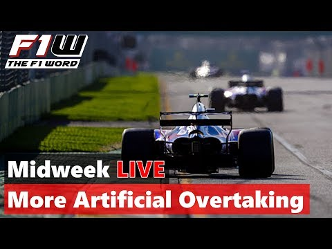 Midweek Live: More Artificial Overtaking