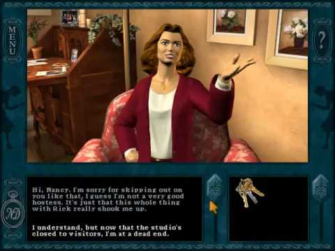 Nancy Drew: Stay Tuned for Danger - Game Review