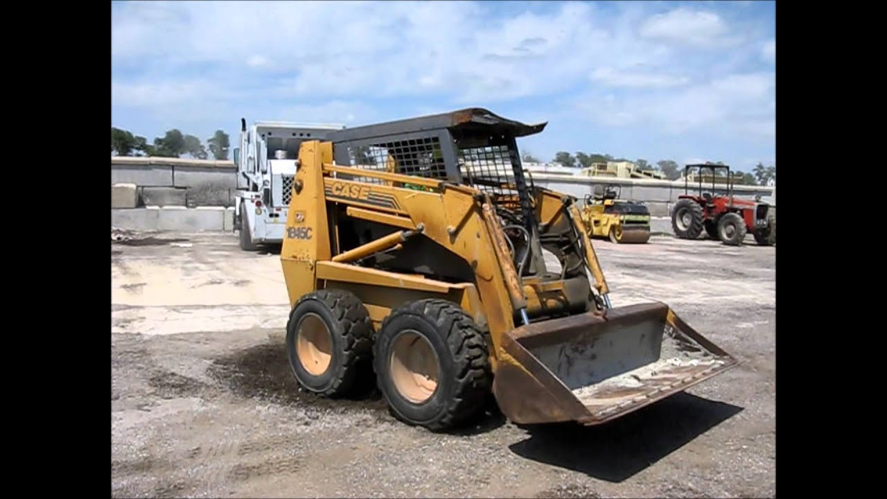 Case 1845c Specs >> 1998 Case 1845c Skid Steer For Sale Sold At Auction August 28 2014