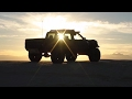 The Long Travel Punisher Truck, 2003 Nissan Frontier, 4 link, Titan Swap