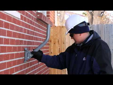 Mounting Direct To Brick