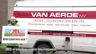 Viande brésilienne et déforestation : un importateur belge sur la sellette