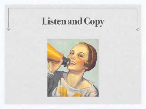 International Morse Code: Lesson 1