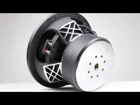 China Future Sound SF Series 2400 Watt Max Power Car Subwoofer IN ACTION!!!