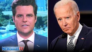 Matt Gaetz calls out Joe Biden for avoiding this question