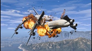 [GTA V: Reckless #48] Plane/Helicopter DISASTERS (RELOADED)