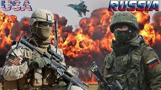 Россия и США – Война за мировое господство! Мир на пороге ядерной войны. GTA 5 mods
