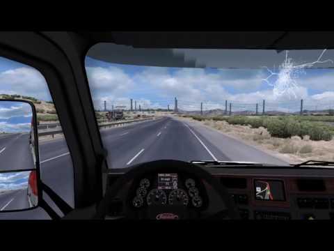 American Truck Simulator - PC - Hurricane Katrina Rewind - Long Play