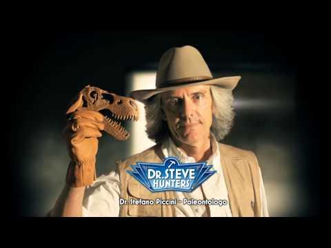 Dr  Steve Hunters presenta Jurassic World   Alla Scoperta dei Dinosauri