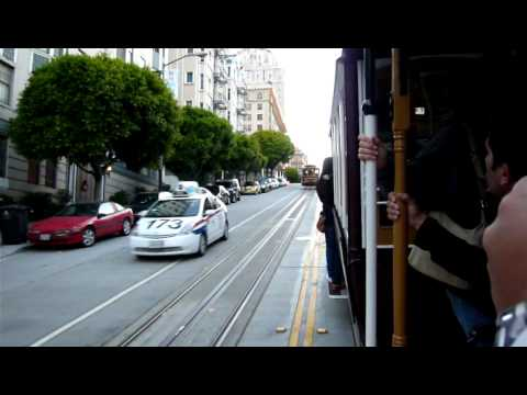 Experience the California Cable Car
