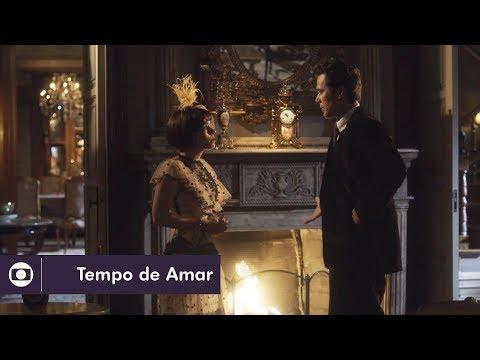 Tempo de Amar: capítulo 104 da novela, sexta, 26 de janeiro, na Globo.
