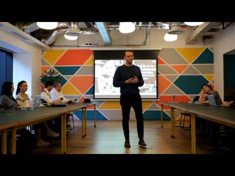 Samuel P.N Cook - Story Telling in the Digital Age: Why Nobody Cares About Your Startup
