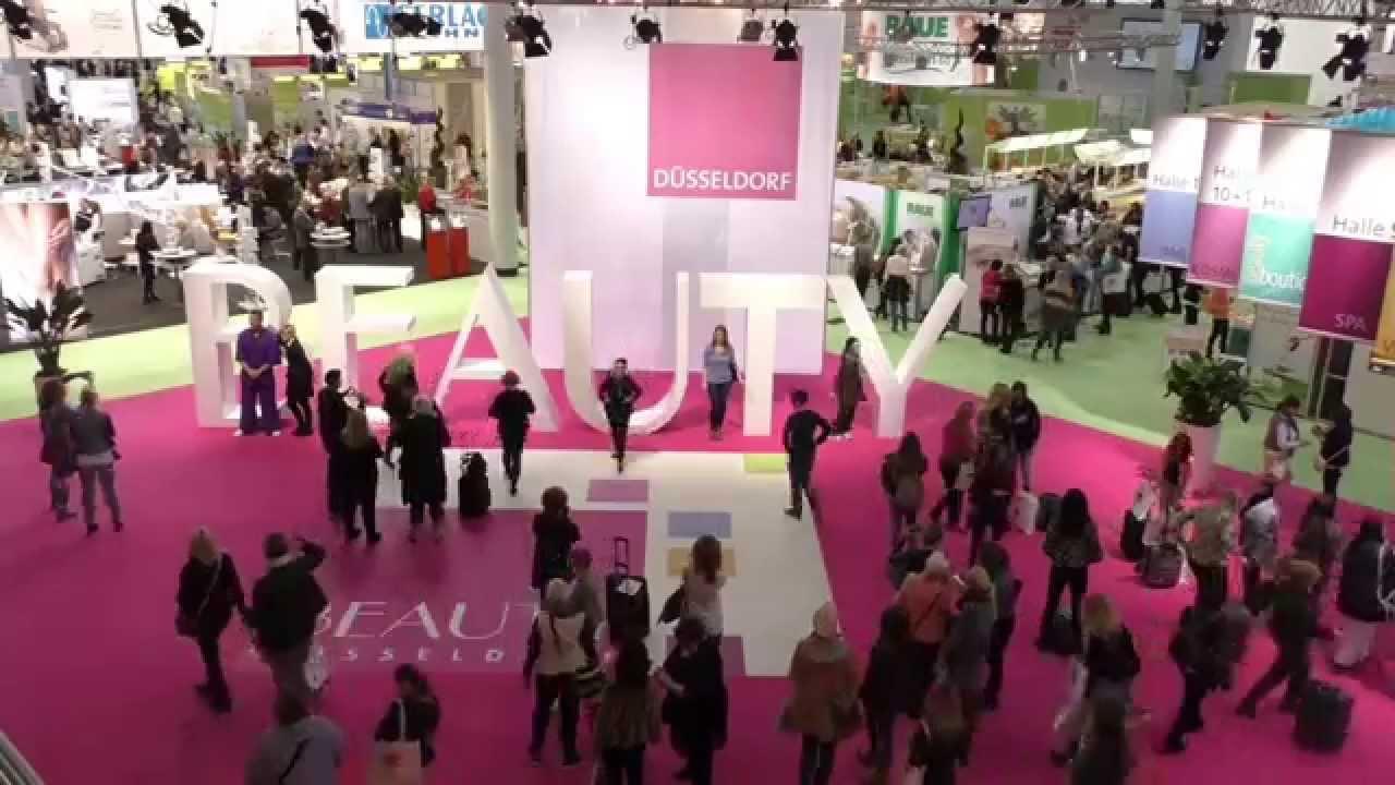 Amaderm Beauty Messe Düsseldorf 2015 Youtube