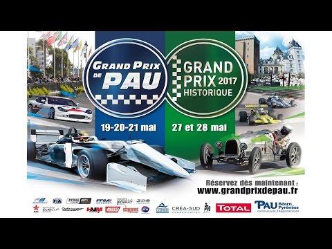 FFSA championnat de France Dimanche matin Grand Prix de PAU