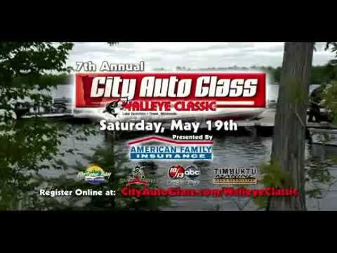 The 7th Annual City Auto Glass Walleye Classic presented by American Family Insurance