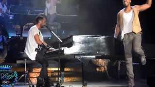 Rival - Romeo Santos Ft. Mario Domm (D.F. Auditorio Nacional 20-06-13)