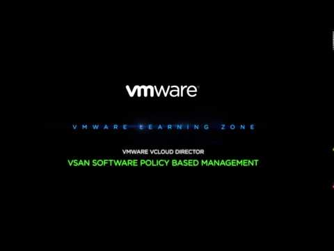 How to add Storage policies to Org-VDC's