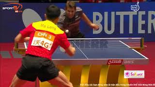 Giải Vô Địch Đồng Đội Thế Giới 2018 Trung Quốc vs Áo Tứ Kết Nam