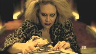 American Horror Story: Hotel - All Teasers + Official Trailers - Compilation