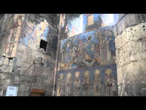 Монастырь Ахтала. Армения.