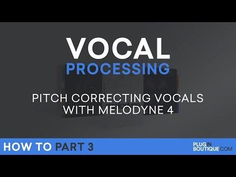 Vocal Processing   Melodyne 4 Essential Tutorial - P.3