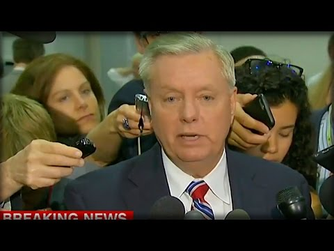 THIS MEANS WAR: LINDSEY GRAHAM JUST STABBED TRUMP IN THE BACK! LOOK WHAT HE DID TO HIM…