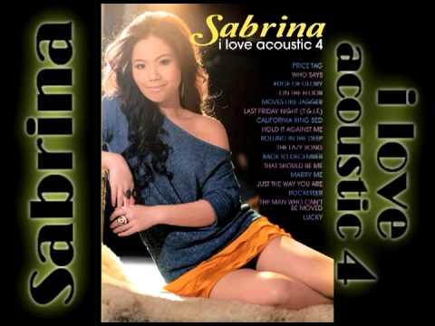 Back To December (Cover) By Sabrina W/ LYRICS