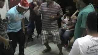 Dançando com a Familia Moura-- Danny Sollivan e Mateus Moura e varios