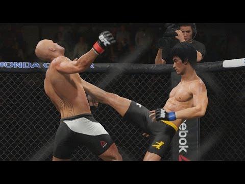 Bruce Lee vs Robbie Lawler - UFC 2 Online ep. 6