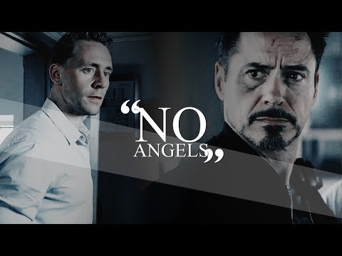 Tony + Loki | No Angels