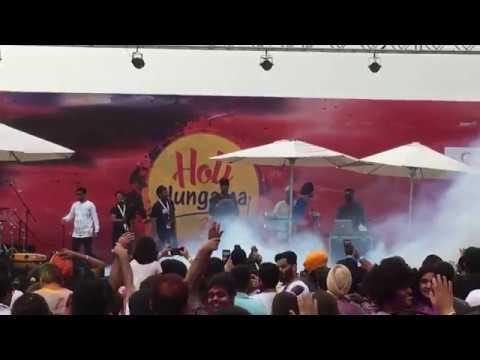 Diljit Dosanjh Live Performance | JA Sahra Desert  Resort Dubai | Holi 2018 | Part-2