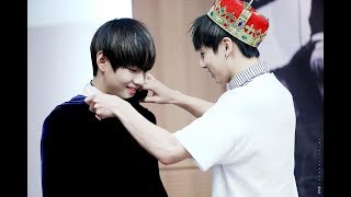 Video VKook / KookV / TaeKook _ TAKE CARE OF EACH OTHER AND  REAL MOMENT download MP3, 3GP, MP4, WEBM, AVI, FLV Agustus 2018