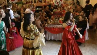 цыганская  свадьба в малиновке июнь 2016-Донецк
