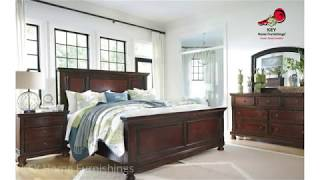Ashley Porter (B697) Collection Bedroom Furniture | KEY Home