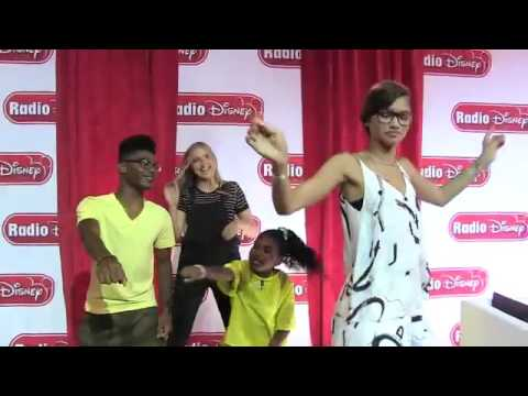 Silento ''watch me'' bailando los artistas y cantantes