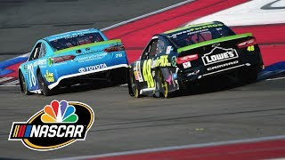 Charlotte Roval 2018: Top Victory Moments & Highlights I NASCAR I NBC Sports