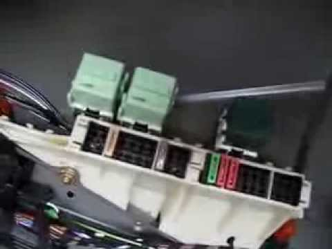 hqdefault bmw e34 fuse box removal wiring diagram simonand e34 fuse box location at couponss.co