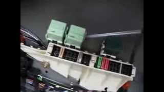 Fuse Box location on a '95 - '04 BMW 530i - YouTube | 2004 Bmw 530i Fuse Box |  | YouTube