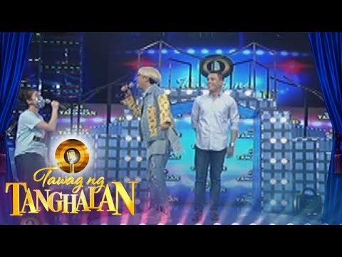 Tawag ng tanghalan: Vice Ganda forbids Anne to meet Paolo