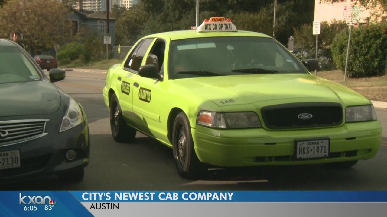 Austin Cab Company >> Texan Taxi Drivers Are Showing There S A Co Operative