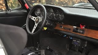 Chris Harris meets Howard Donald and his classic Porsche 911