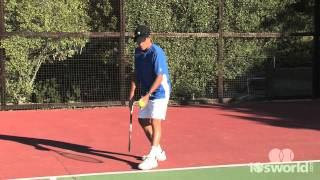 Serve Fundamentals Part 1 - Stance & Ready Position