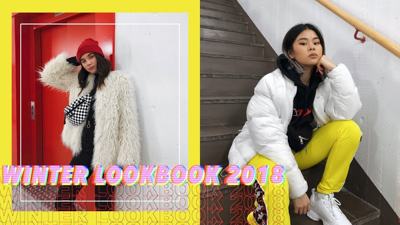 WINTER LOOKBOOK 2018 2