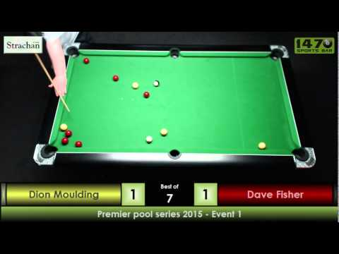 147 Sports Bar - Premier Pool Series 2015 - Event 1