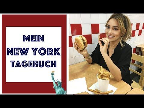 Mein NEW YORK Tagebuch mit Pablo  | Travel Vlog | madametamtam | #AD