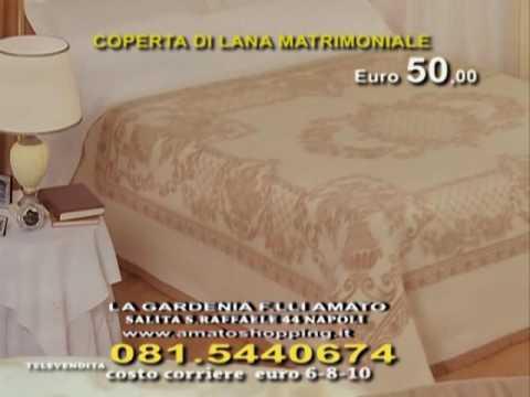 Coperte Di Lana Matrimoniali.Coperta Di Lana Matrimoniale Lotto 279 3 Youtube