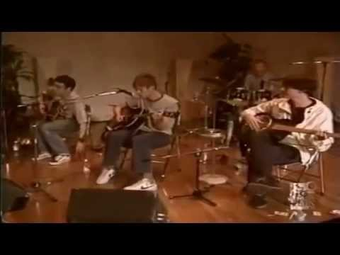 blur live toshiba Emi Studios Japan 1997-Look Inside America/ Country Sad Ballad Man/ On Your Own