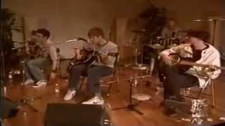 blur live toshiba Emi Studios Japan 1997