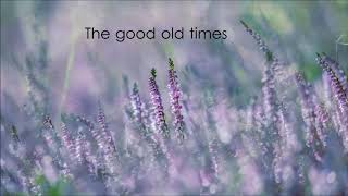 The good old times - Simon Daum