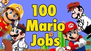 100 MARIO JOBS